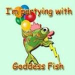 Goddess Fish Party